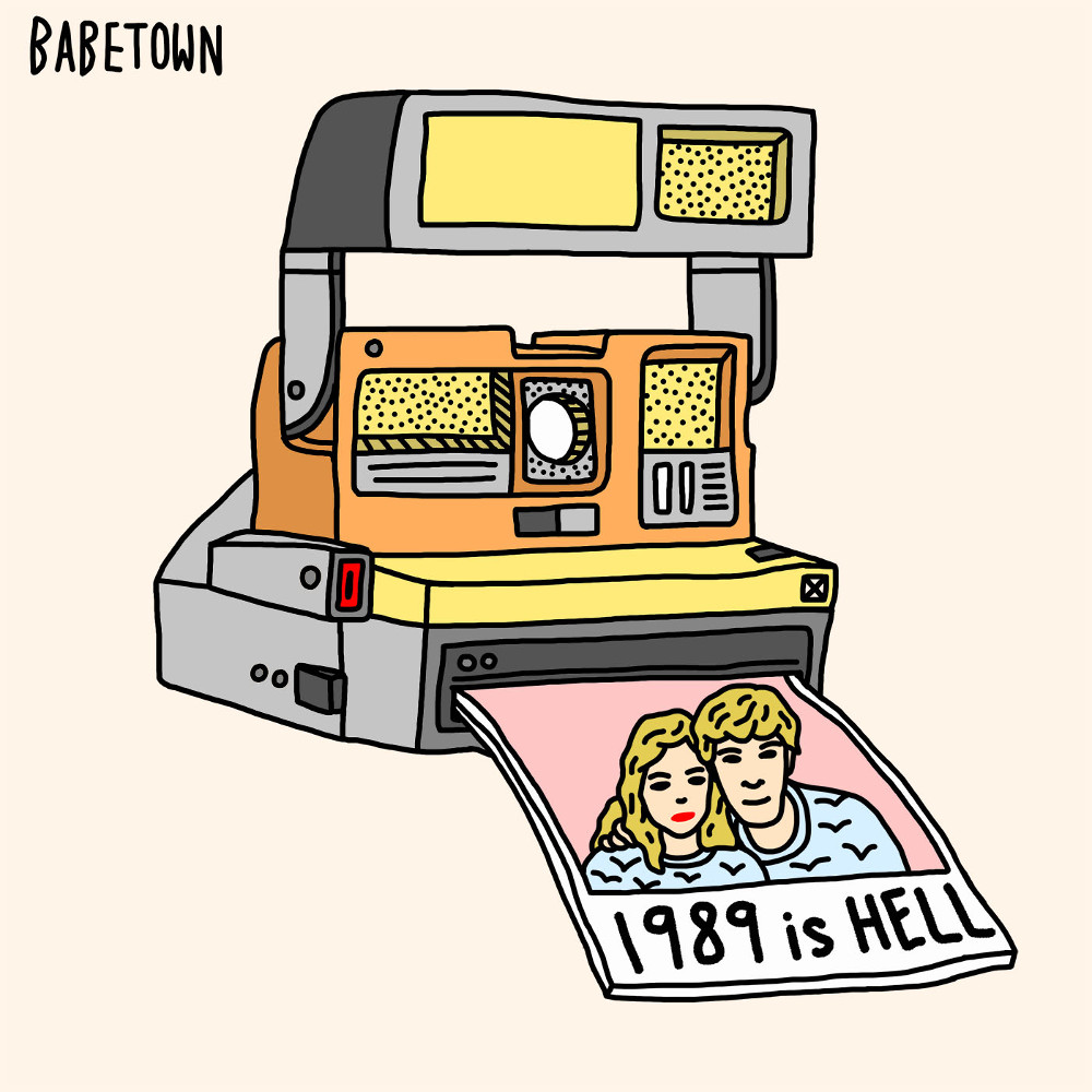 "When Recording is a Revelation: Babetown's Audacious ""1989 Is HELL"""