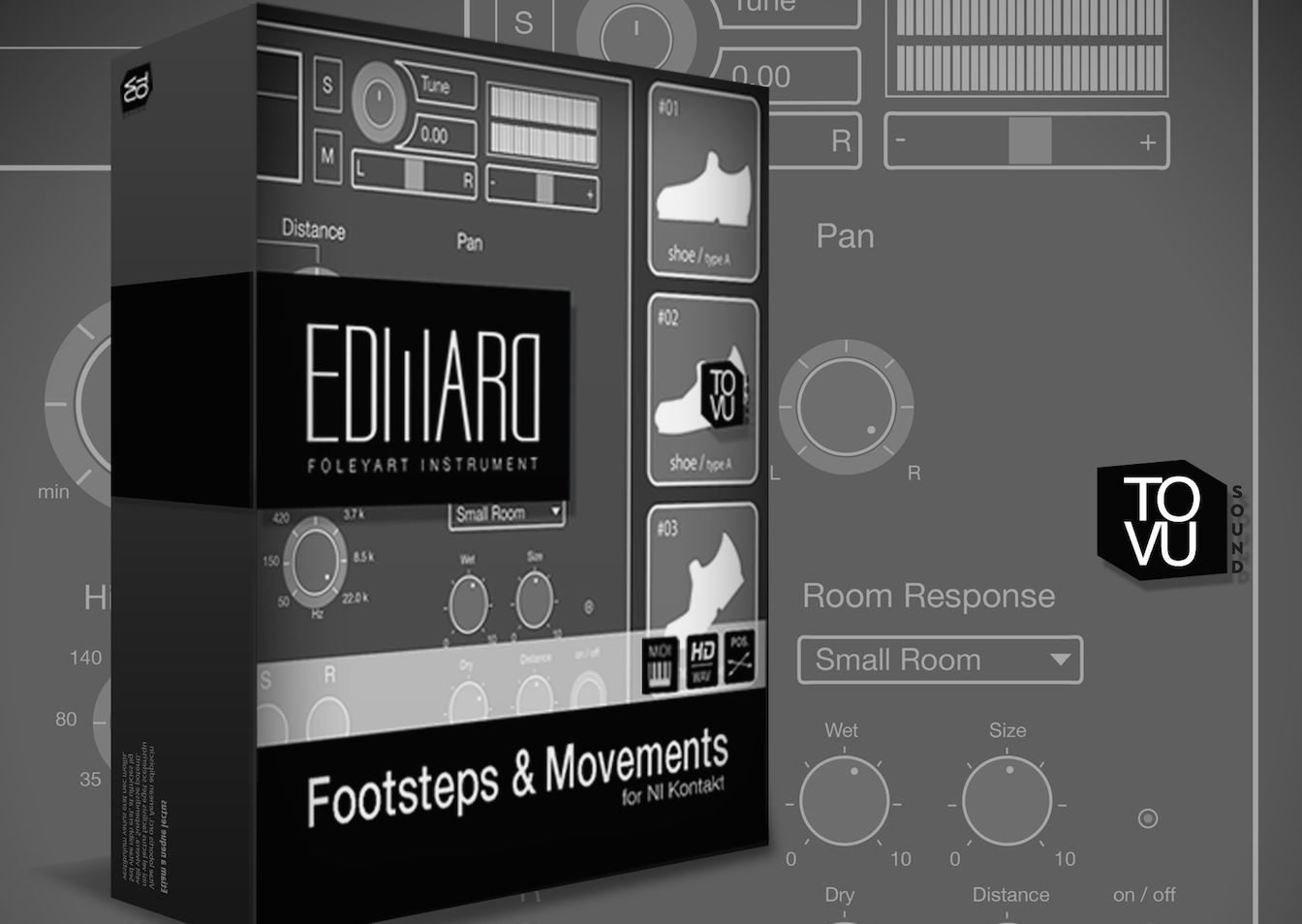 New Software Review: Edward Ultimate Foleyart Instrument from Tovusound