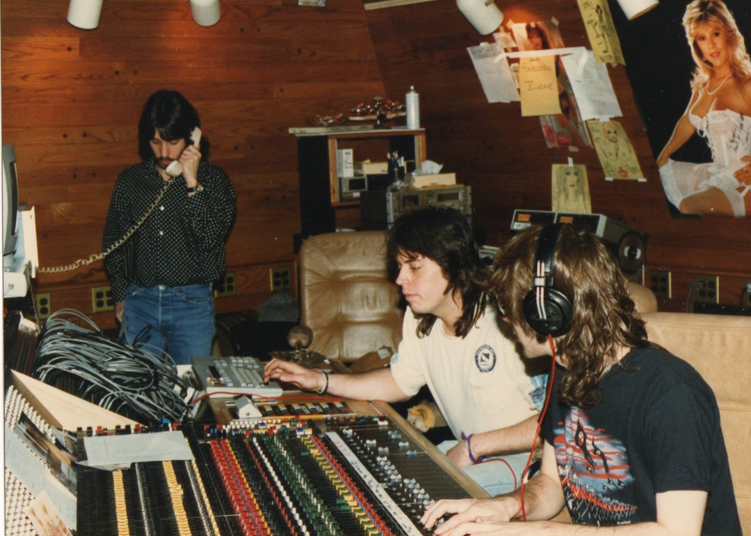 A Chain of Mentorship: One Producer Traces Back His Chain of Audio Mentors 4 Generations