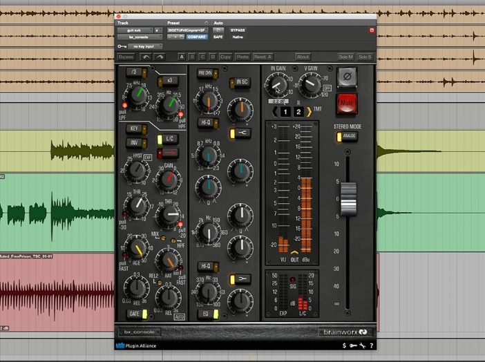 New Software Review: bx_console by Brainworx and Plugin Alliance