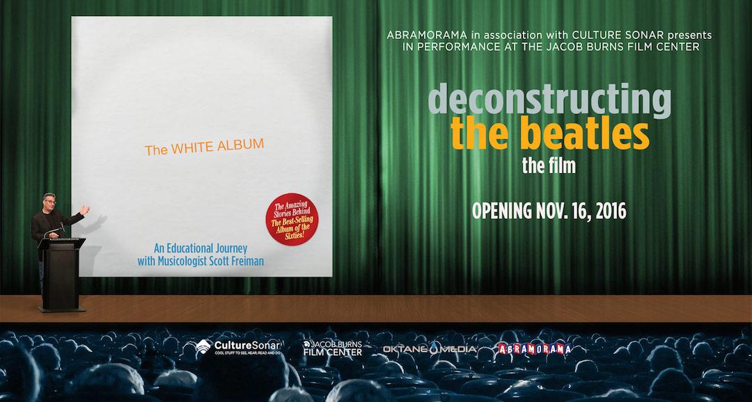 """Film Focus: """"Deconstructing The Beatles' White Album"""""""
