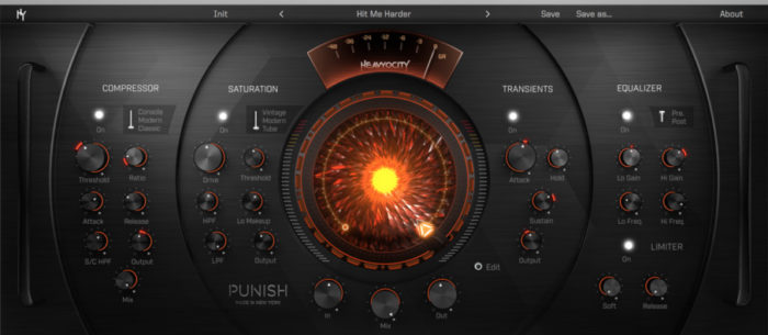 Heavyocity Releases PUNISH – A Dynamics FX Plug-In