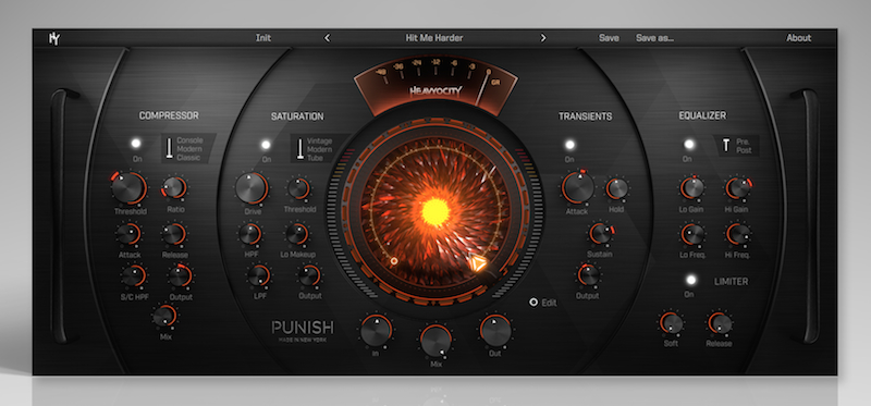 New Software Review: PUNISH by Heavyocity