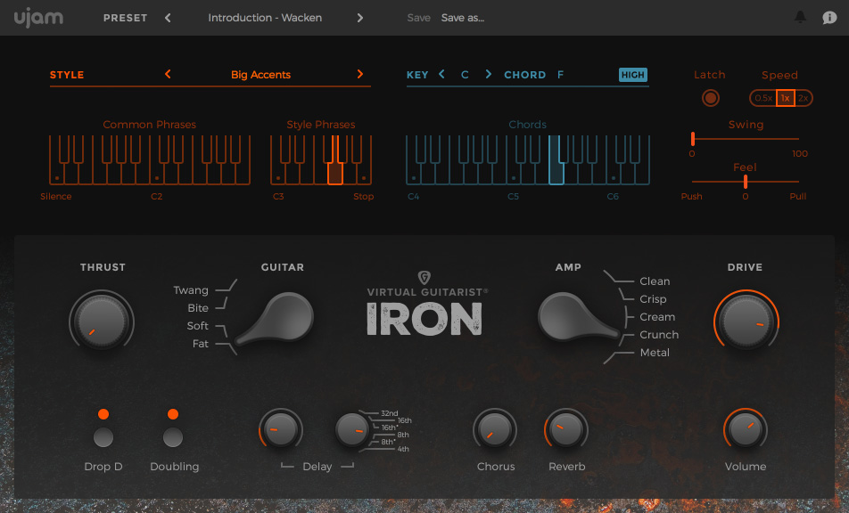 New Software Review: Virtual Guitarist IRON and AMBER