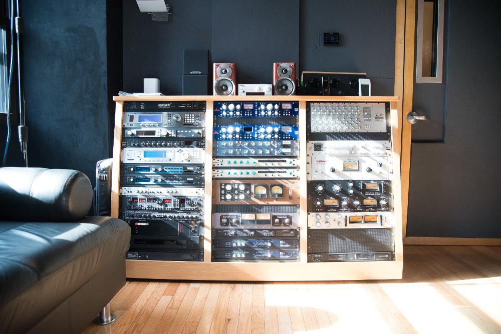 Recording Studio Sweet Spot – Sound Generation, Union Square, NYC
