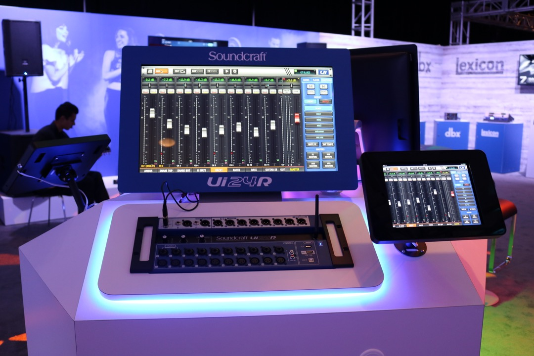 Soundcraft Ui24r Review | Crafting