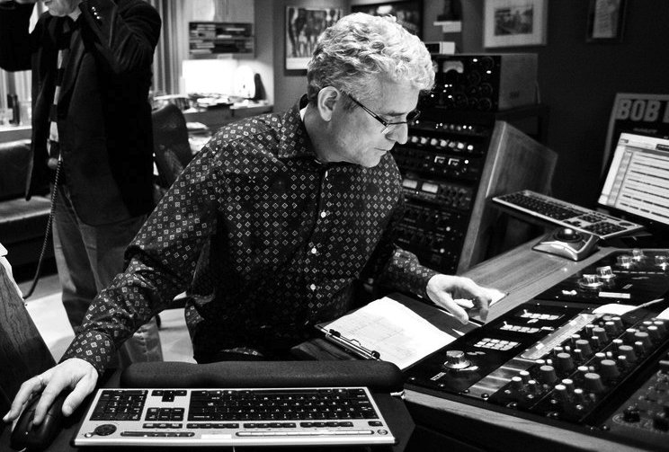 Episode 2 of the Gear Club Podcast out with Mastering Legend Greg Calbi