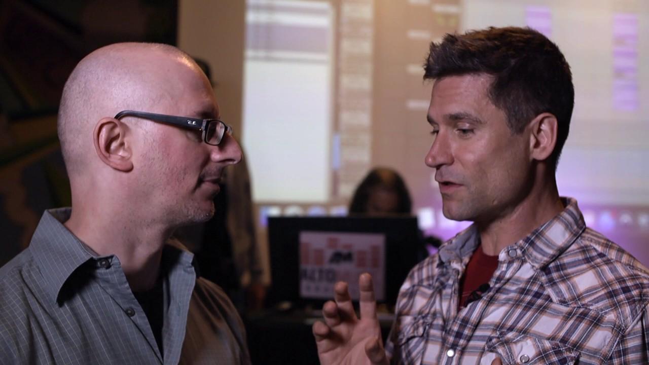 Tony Cariddi of Avid Talks Clip Effects & Pro Tools Control [MixCon Video]