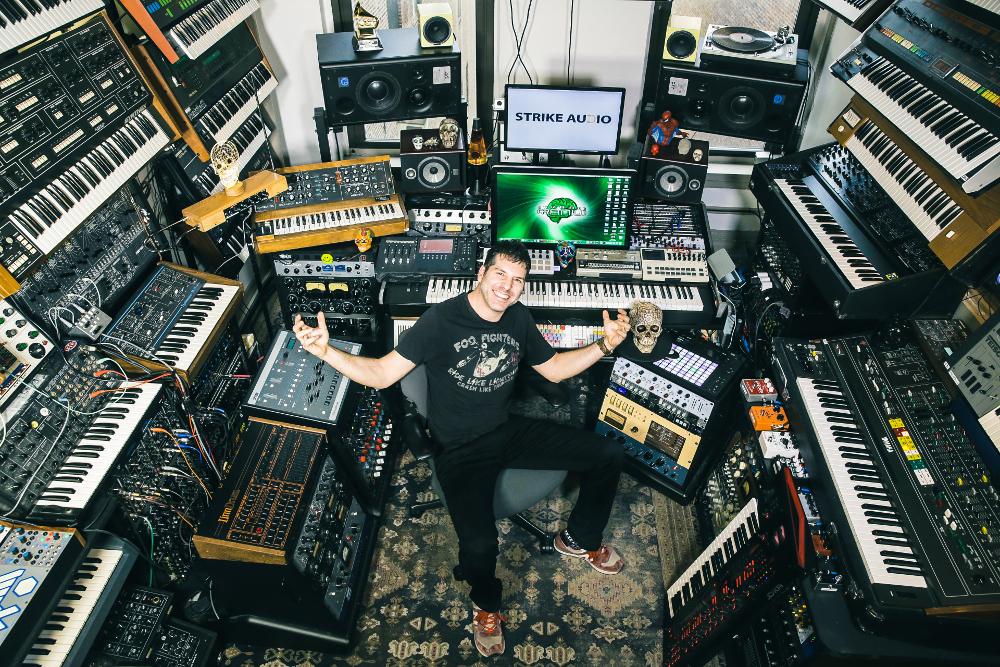 Composer Cribs: Strike Audio — Flatiron District, Manhattan
