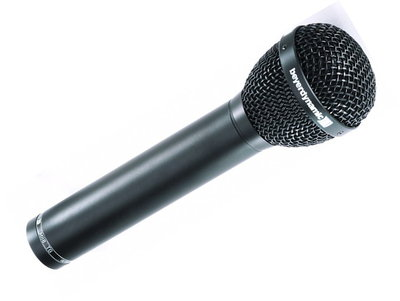 Focus and Power: An Ode to the Dynamic Microphone