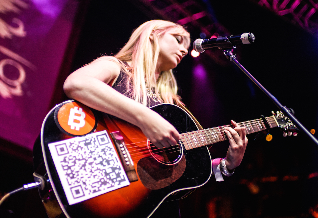 "Bitcoin for Musicians: Tatiana Moroz Makes the Case for ""Artist Coins"" and More"