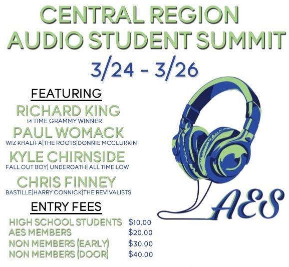 """March 23rd-24th 2017: Midwest AES Event with """"Willie Green"""" Womack and More"""