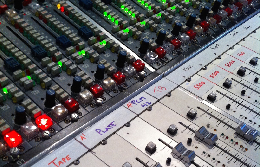 The Second Engineer's Checklist: How To Be An Indispensable Assistant On Recording Sessions