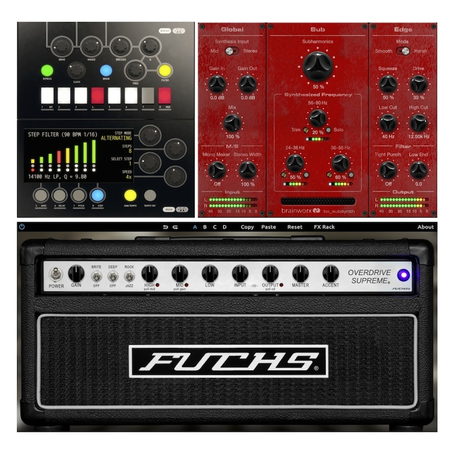 New Gear Alert: New Tools from UAD, Free Plugin Suite for PreSonus