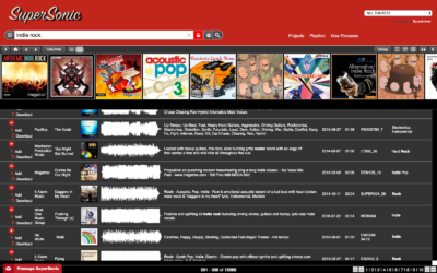 Sonic Union Launches Curated Music Search Portal