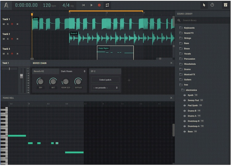 New Gear Alert: Amped Studio Hybrid DAW, Synchro Arts' Revoice Pro Update, Free Plugins & More