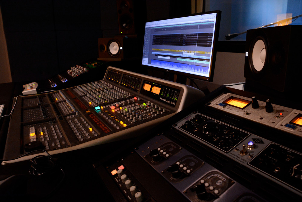 Console Switch: How Frequency Recording Installed an SSL Matrix – Step by Step