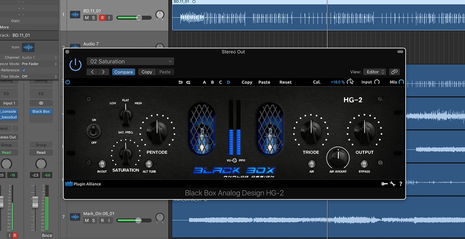 New Software Review: Black Box HG-2 by Plugin Alliance