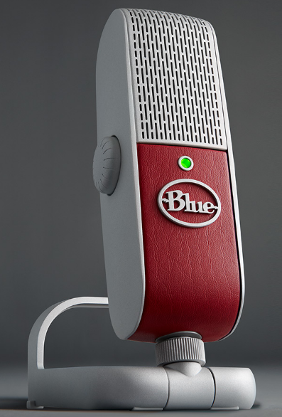 New Gear Review: Raspberry USB Microphone from Blue — SonicScoop