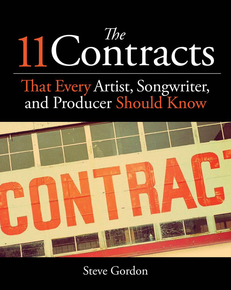 "A Legal Assist for Audio: ""The 11 Contracts that Every Artist, Songwriter, and Producer Should Know"""