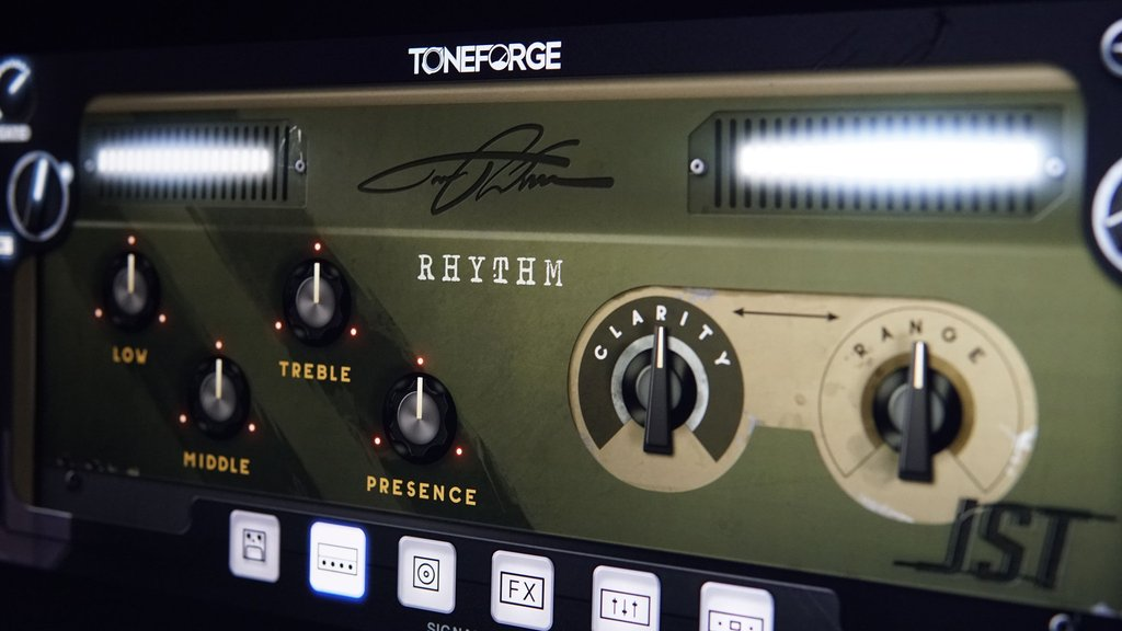 New Software Review: Toneforge Amp Collection from Joey Sturgis Tones