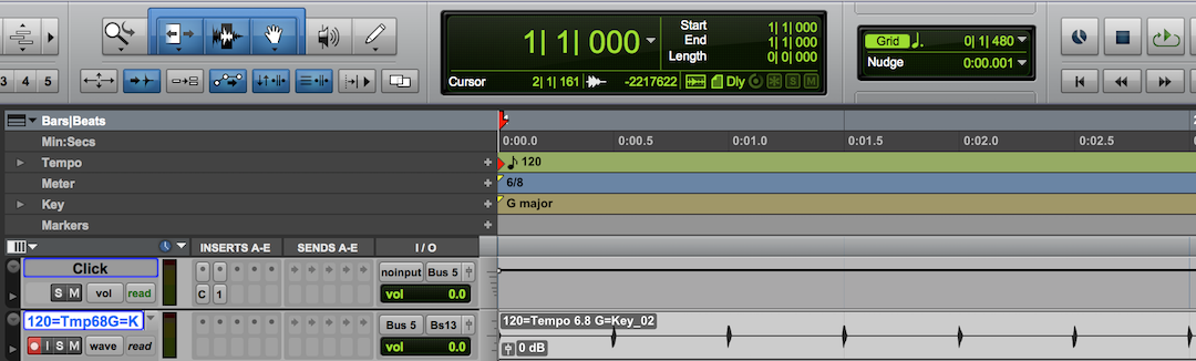 Life or Death Pro Tools Tips: Tracking Day