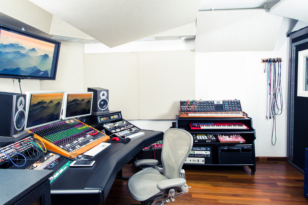 Audio Post Production Facility Available – Buyout or Sublease in NYC's Film Center Building