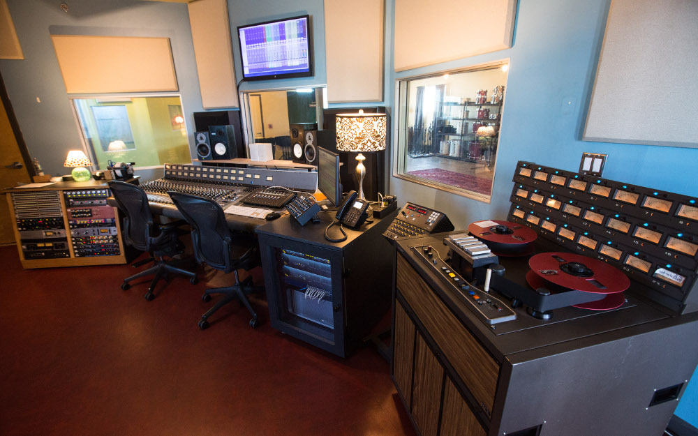 Recording Studio Sweet Spot: The Record Co – Boston, MA