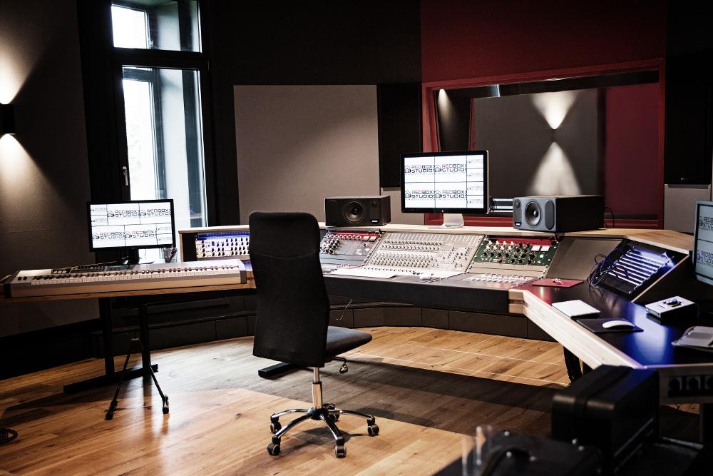 Producer Pad: Redboxx Studios – Bavaria, Germany