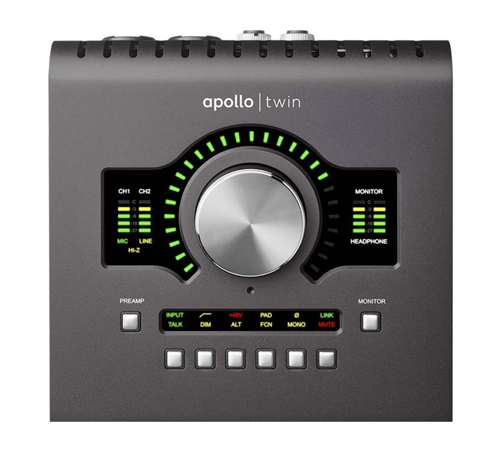 New Gear Review: Apollo Twin MkII by Universal Audio