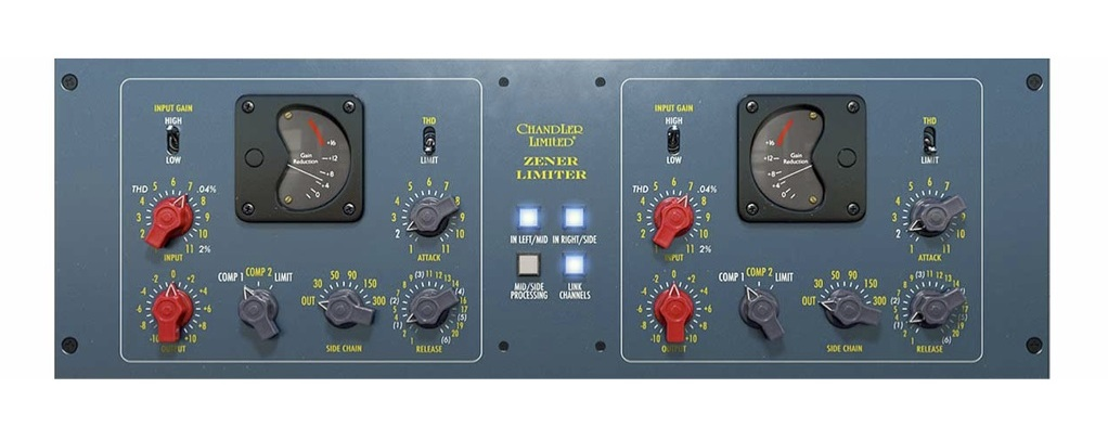 New Software Review: Chandler Limited Zener Limiter by Universal Audio