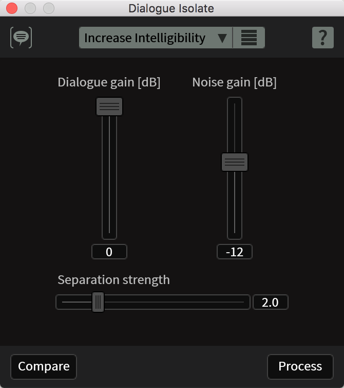 New Software Review: RX 6 Noise Reducer from iZotope