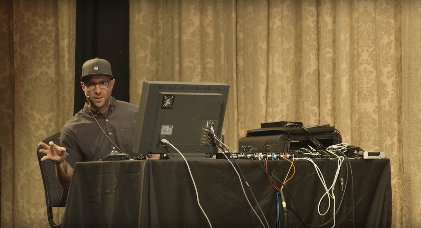 Mixing Hip Hop Masterclass with Joey Raia [MixCon Video]