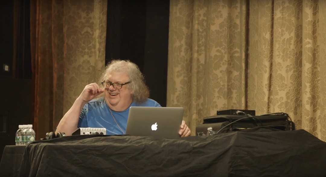 Mick Guzauski Masterclass on Pop and Funk Mixing [MixCon Video ft. Jamiroquai]