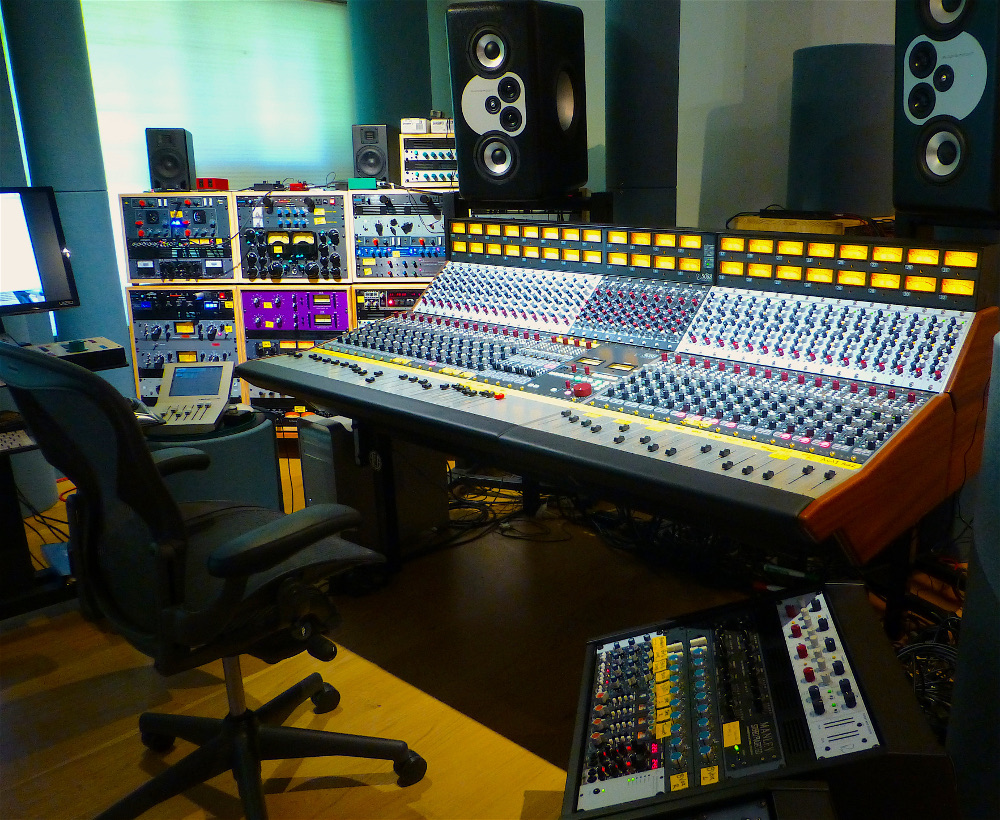 Making the Mix Room: Stonebridge Studios – Leesburg, VA