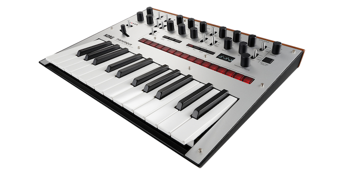 New Gear Review: Monologue Analog Synthesizer by Korg