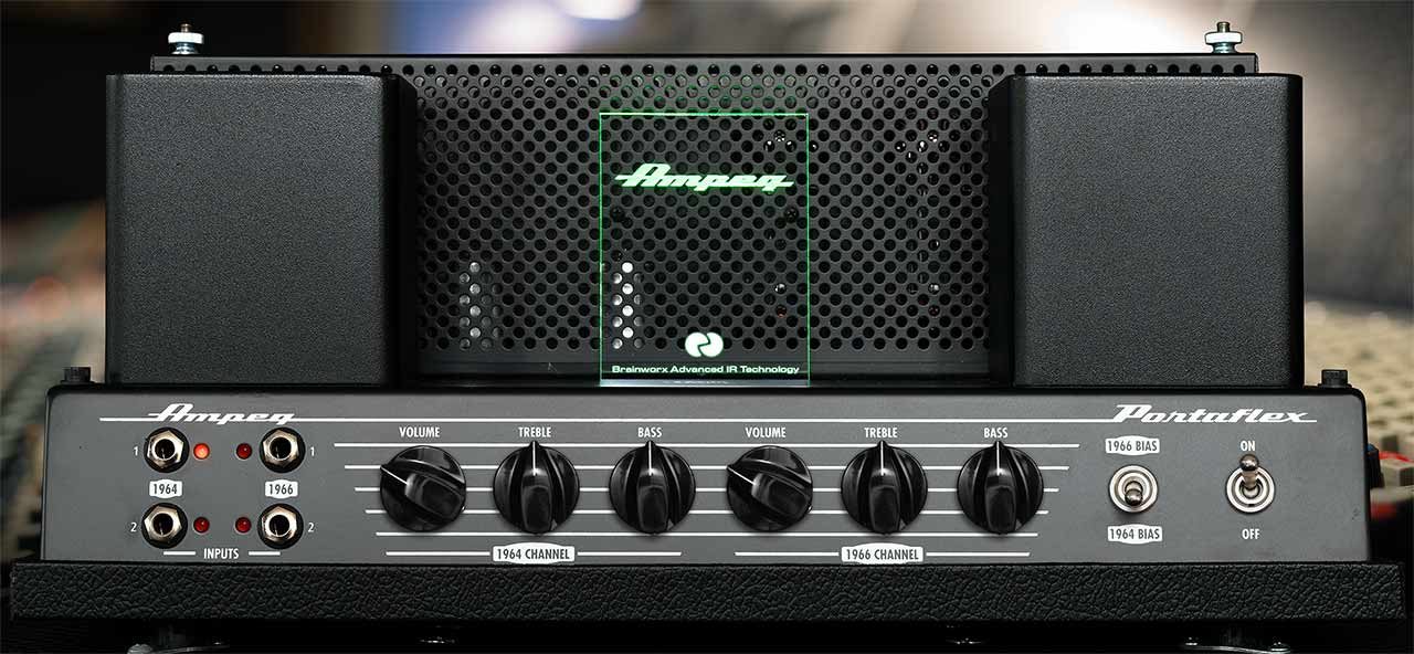 New Software Review: UAD Ampeg B-15N