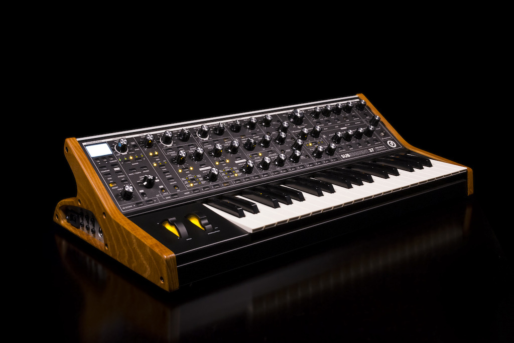 New Gear Alert: Moog's Subsequent 37 Synth, Free Accusonus Regroover Plugin, 'Late Replies' Delay by Blue Cat & More