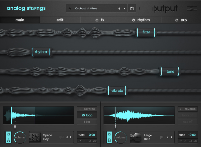 New Software Review: Analog Strings by Output