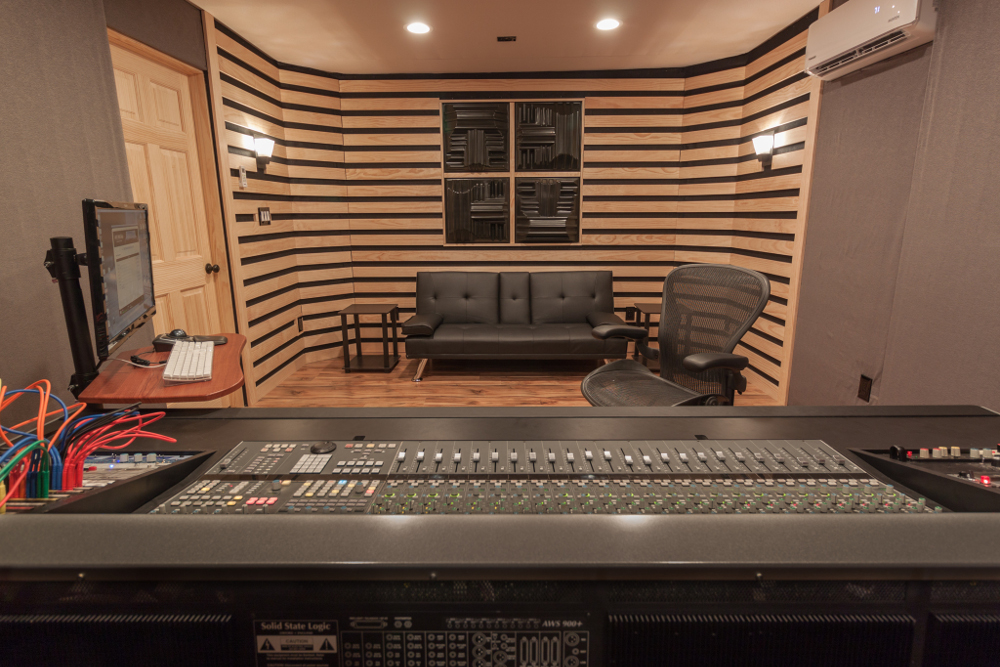 Making the Mix Room: Mike Ferretti, Self-Titled Sound Studios — Ringwood, NJ