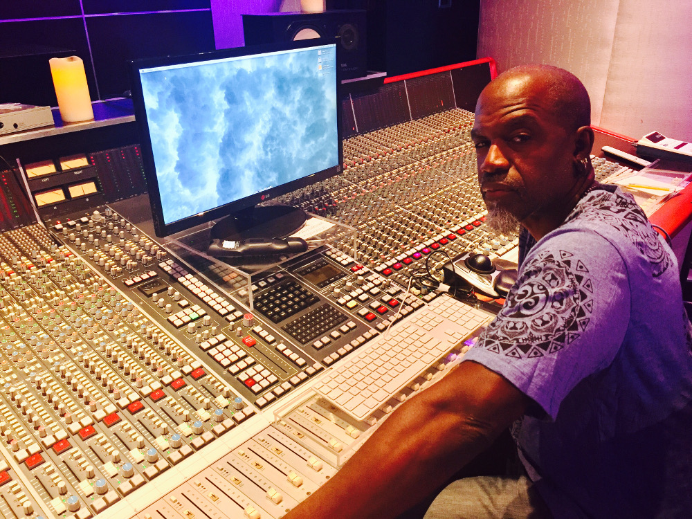 Neal H Pogue: Instinctual Mixing for Tyler the Creator