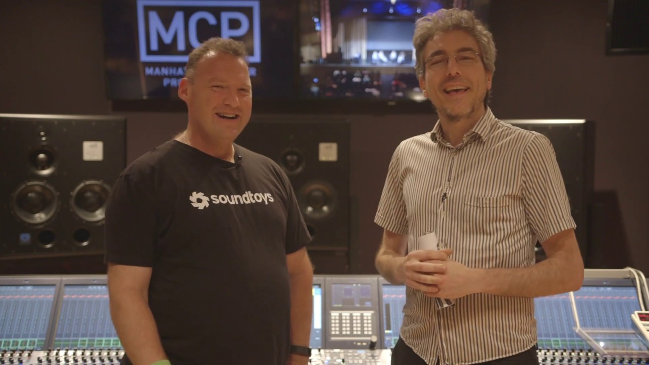 Gear Talk: Behind the Scenes Interviews at MixCon 2017