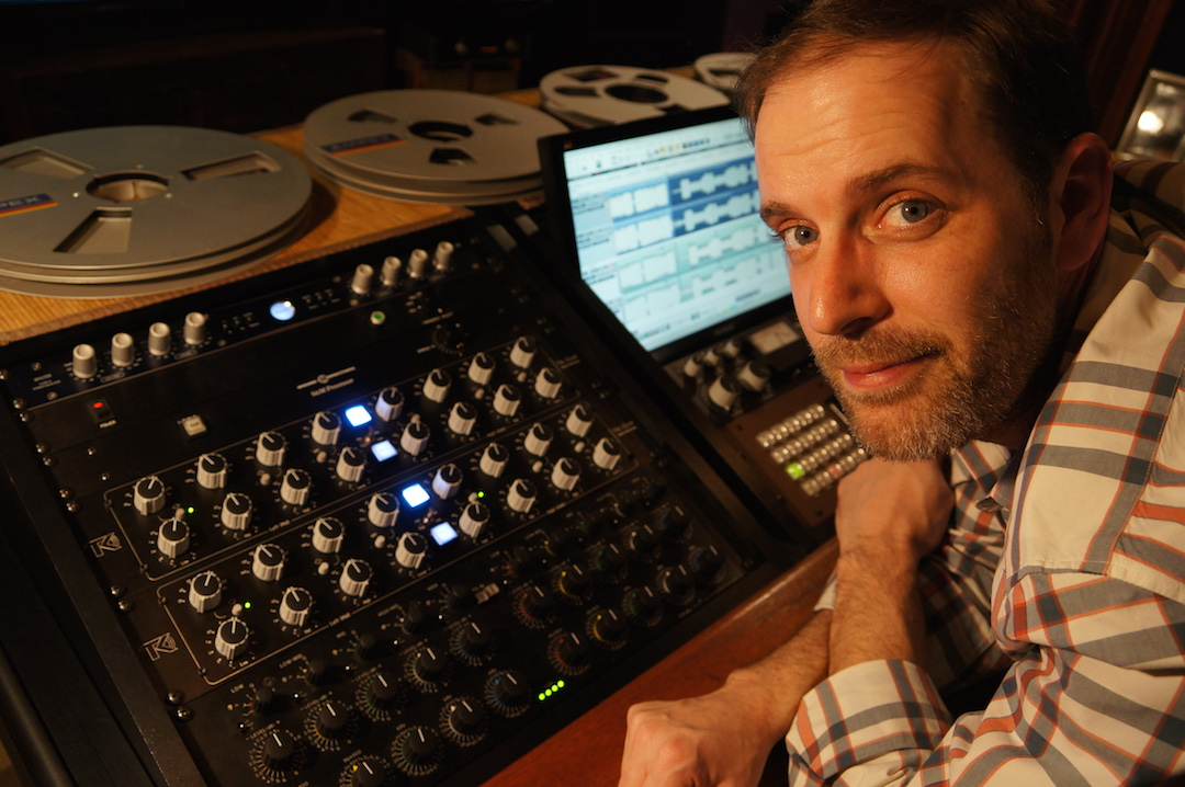 Stephen Marsh on Mastering Music Scores, Movie Soundtracks, and the DC Universe