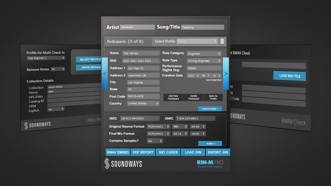 Is Soundways Transforming Song Credits Again with RIN-M Pro?