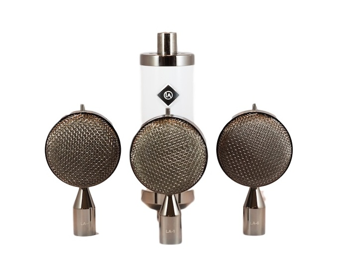 New Gear Review: Luke Audio AL-Y56 Large Diaphragm Tube Condenser