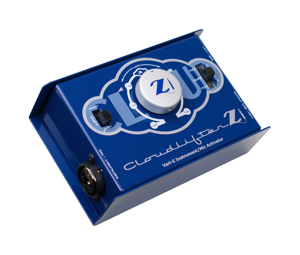 New Gear Review: Cloudlifter Zi Instrument/Mic Activator by Cloud Microphones
