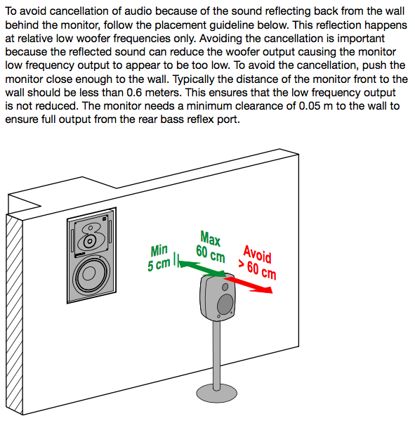 the 1 speaker placement tip that speaker manuals get completely