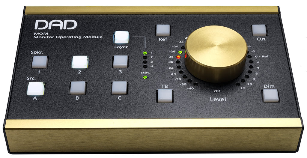 New Gear Alert: Arrow Interface by UA, Black Lion Audio's