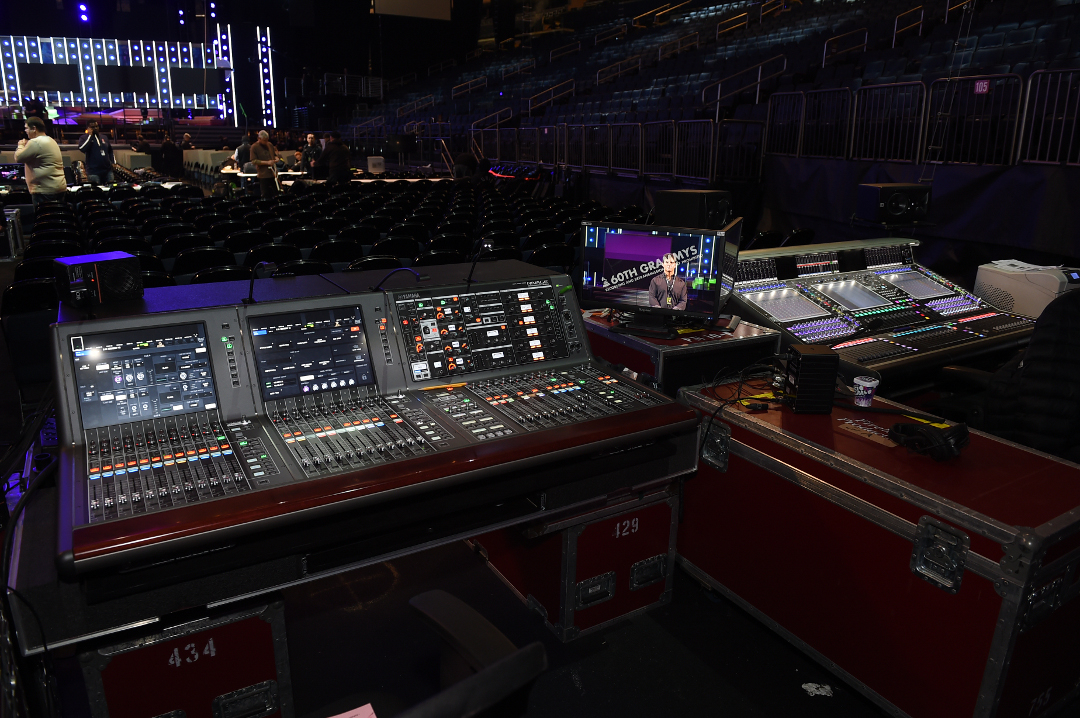 FOH Yamaha PM10 and Digico SD71080 — SonicScoop