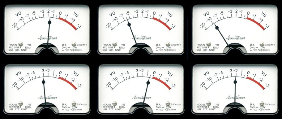 Don't Fear Your Meters: How to Pick the Right Reference Levels for Your Mixes